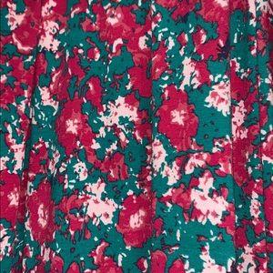 LuLaRoe Skirts - LulaRoe Madison Skirt